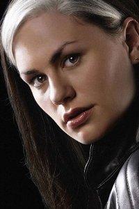 Anna Paquin as Marie / Rogue.