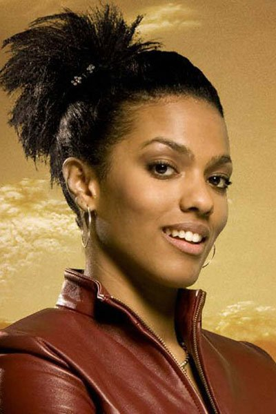 Freema Agyeman as Martha Jones.