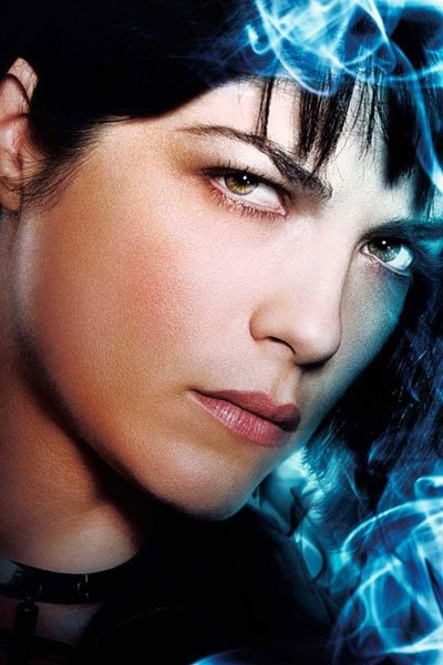 Selma Blair as Liz Sherman.