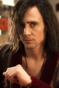 Tom Hiddleston as Adam.