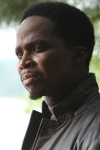 Harold Perrineau as the conflicted angel Manny.