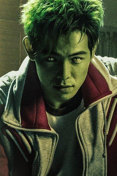 Ryan Potter as Beast Boy / Gar Logan.