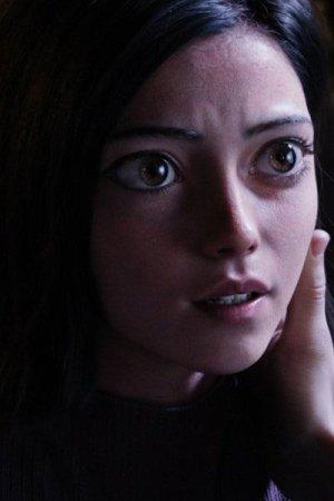 Rosa Salazar as Alita.