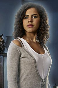 Lenora Crichlow as Annie the compulsive ghost from Being Human.