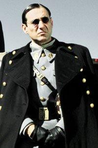 Captain Vidal (Sergi López) grimly surveys his surroundings.