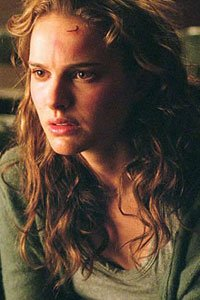 Natalie Portman as an idealistic citizen in a burgeoning police state.