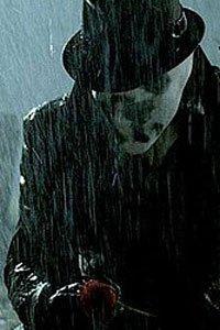 Jackie Earle Haley as Roarshach.