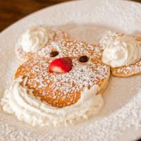 Kids Menu Mickey Mouse Pancakes - Blue Moon Grill Wakefield MA