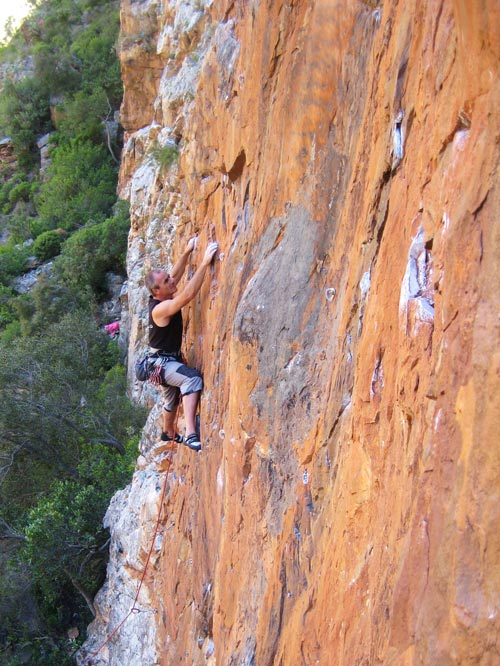 Guided Climbing South Africa_Montagu1