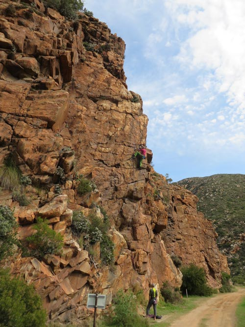 Guided Climbing South Africa_Montagu8