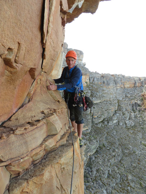 Guided Climbing South Africa_Wolfberg_15