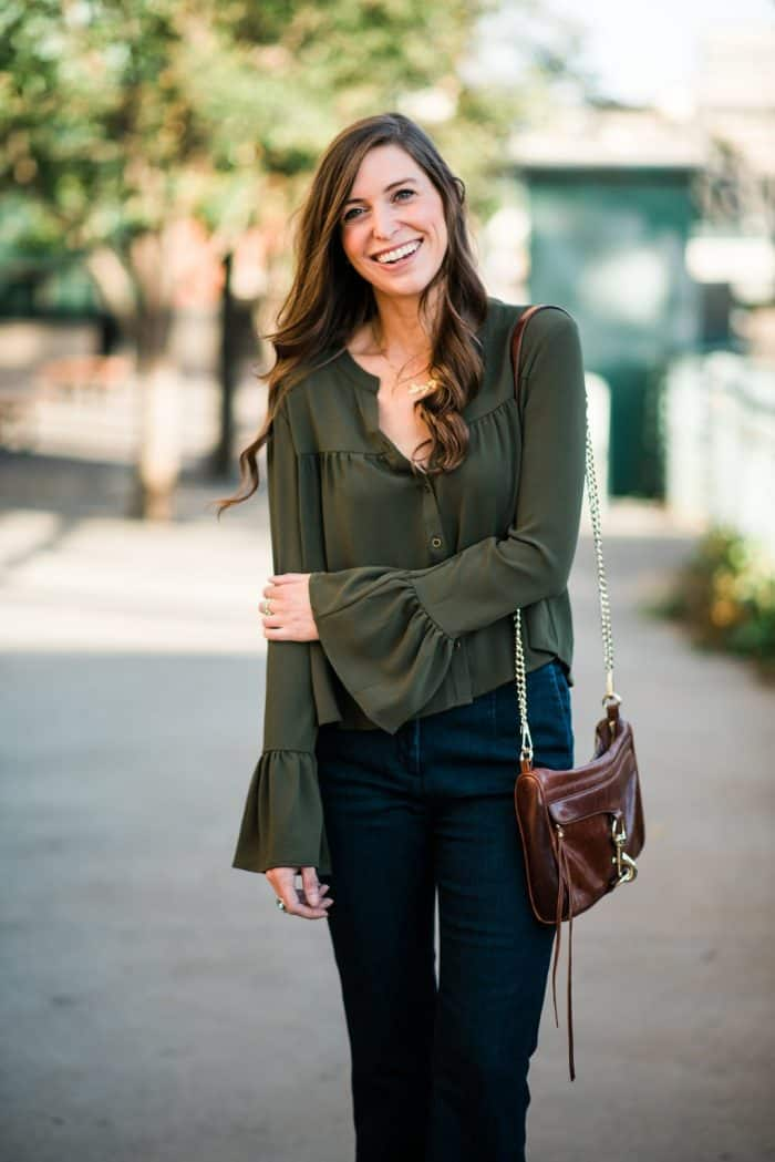 Channing Morris - Blogger behind Blue Mountain Belle