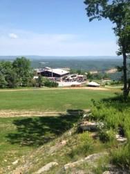 Summit view.
