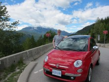 Me and the Fiat