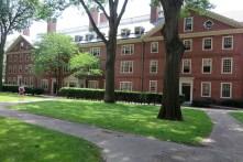 In Harvard Yard