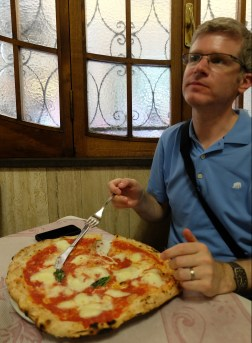 Pizza at Di Matteo