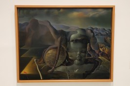 """""""The Endless Enigma"""" by Salvador Dali"""