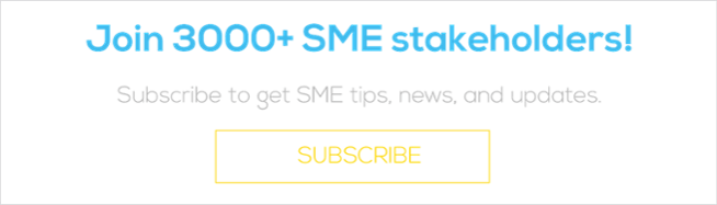 Subscribe to our blog to join over 3000 enlightened SMEs!