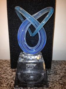 SAP Award 2012