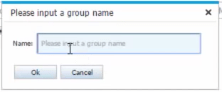 SAP Business One Live Collaboration Create Group Name