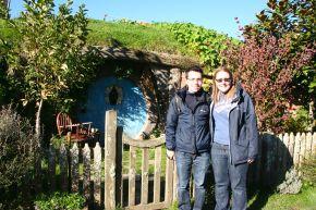 At Hobbiton
