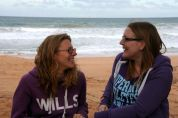 Sister time in Sydney
