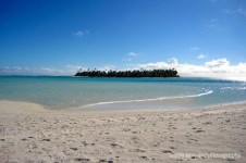 Maina Island - Aitutaki, Cook Islands