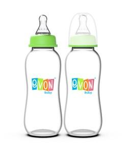 EVON PP (Polypropylene) Feeding Bottles 300ml