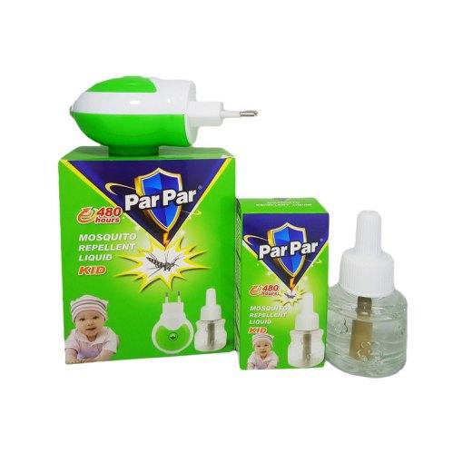 ParPar Mosquito Repellent Liquid Device For Kids