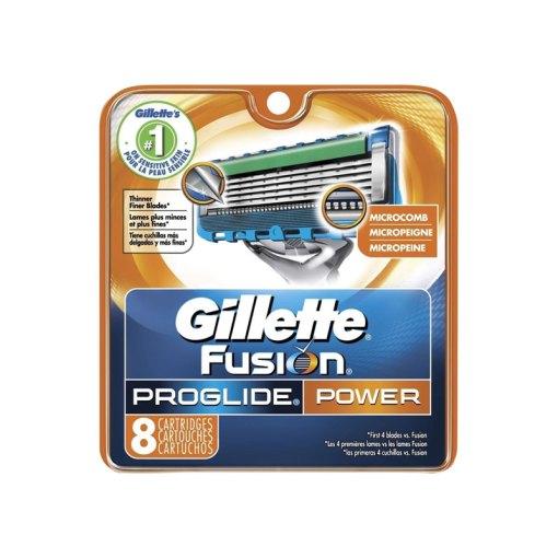 Gillette Fusion ProGlide Power 8Blades