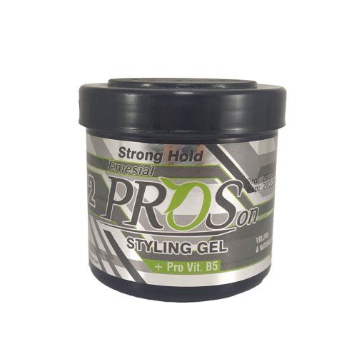 Pros Styling Gel Strong Hold - 500ml