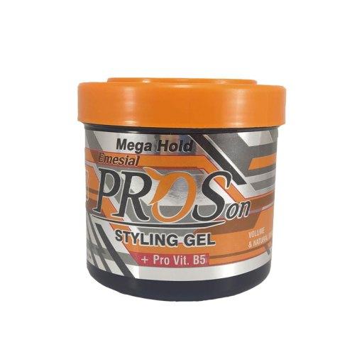 Pros Styling Gel Mega Hold - 500ml