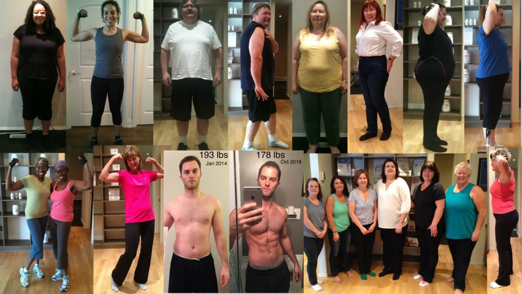 Transformation Coaching Before After