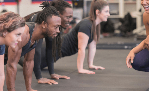 bodyweight workouts for beginners