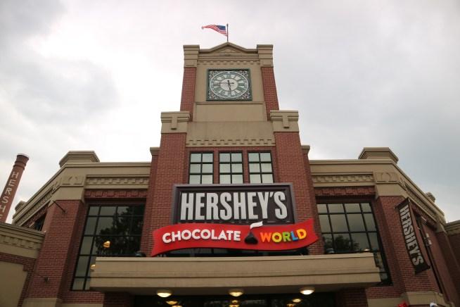 ハーシーズチョコレートワールド