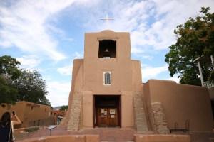 サンミゲル教会(アメリカ最古の教会)