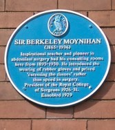 Sir Berkeley Moynihan