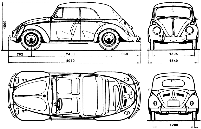 Old Bug Car