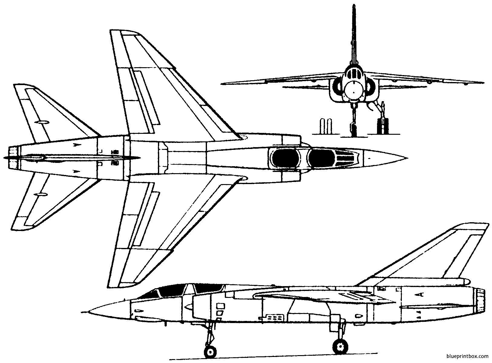 Dassault Mirage F2 France