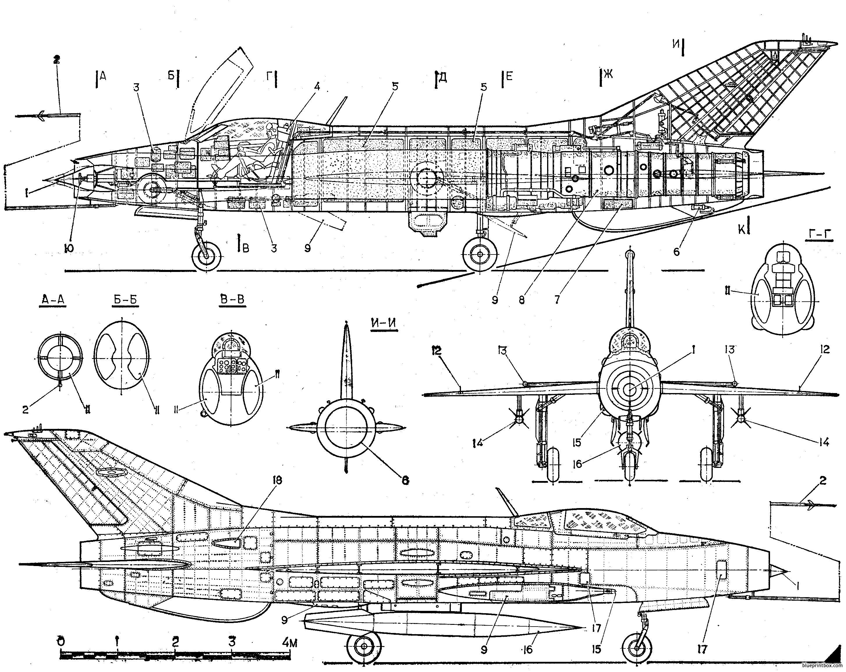 Mig 21 F 13