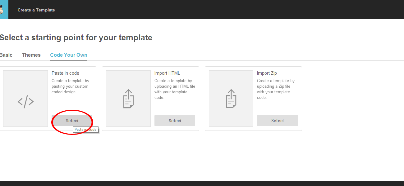 restoring your custom mailchimp template full service design