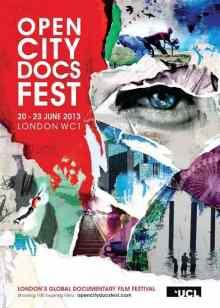 Open City Docs Fest flyer