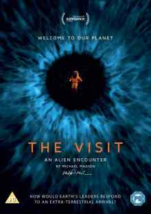The Visit DVD cover 2