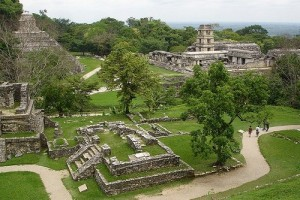 Would anyone believe that the Mayan cities were a product of natural forces? They began as a concept in the mind of men. They were planned for and designed.