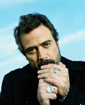 ca. 2009 --- Jeffrey Dean Morgan --- Image by © Patrick Fraser/Corbis Outline