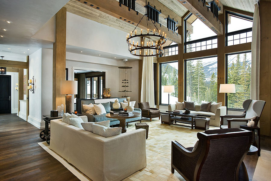 Great Rooms To Dream About Inspiration For Big Sky Custom