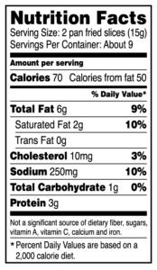 br-bacon-apple-nutrition