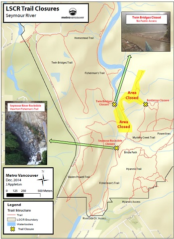 "The ""new"" normal – an update on the Seymour River Slide."