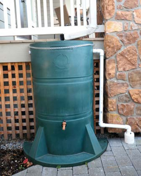 Back yard rainwater Harvesting course – Sunday Sept. 20