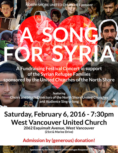 Syrian refugee crisis – how can I help locally?